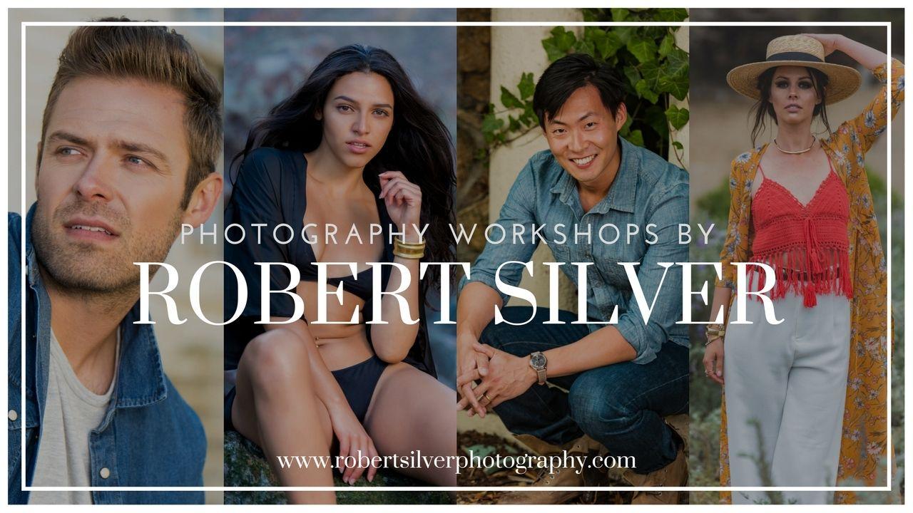 Bay Area Studio Fashion Photography Workshops