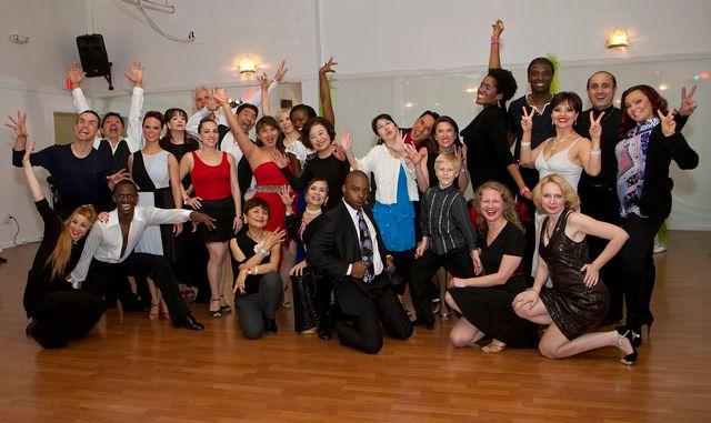 Crown Dance Studio Salsa & Bachata Meetup