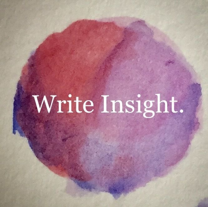 Write Insight