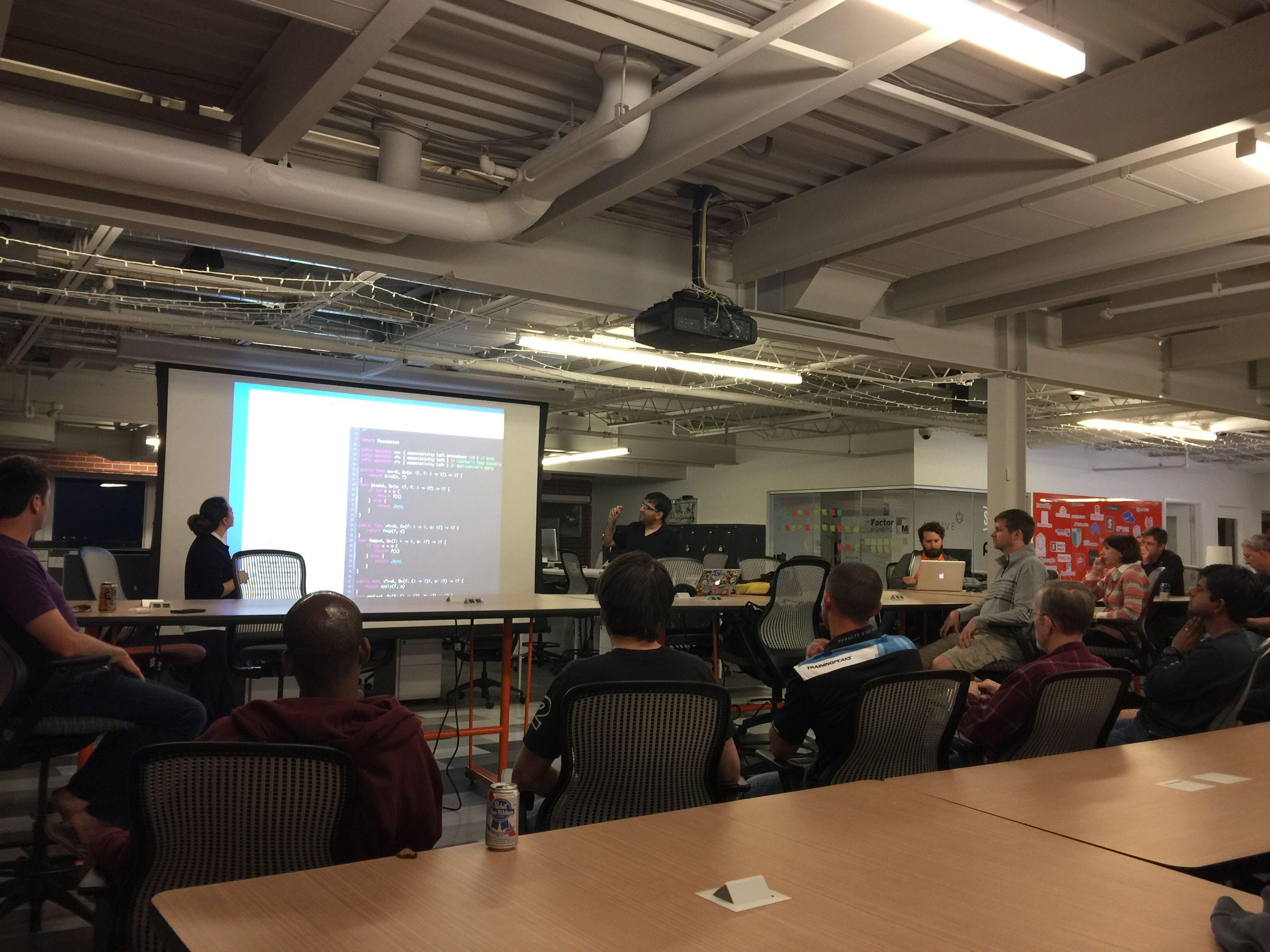 Boulder iOS Developer Meetup