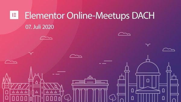 Elementor Online-Meetup - Klick-Tipp und Elementor - event image