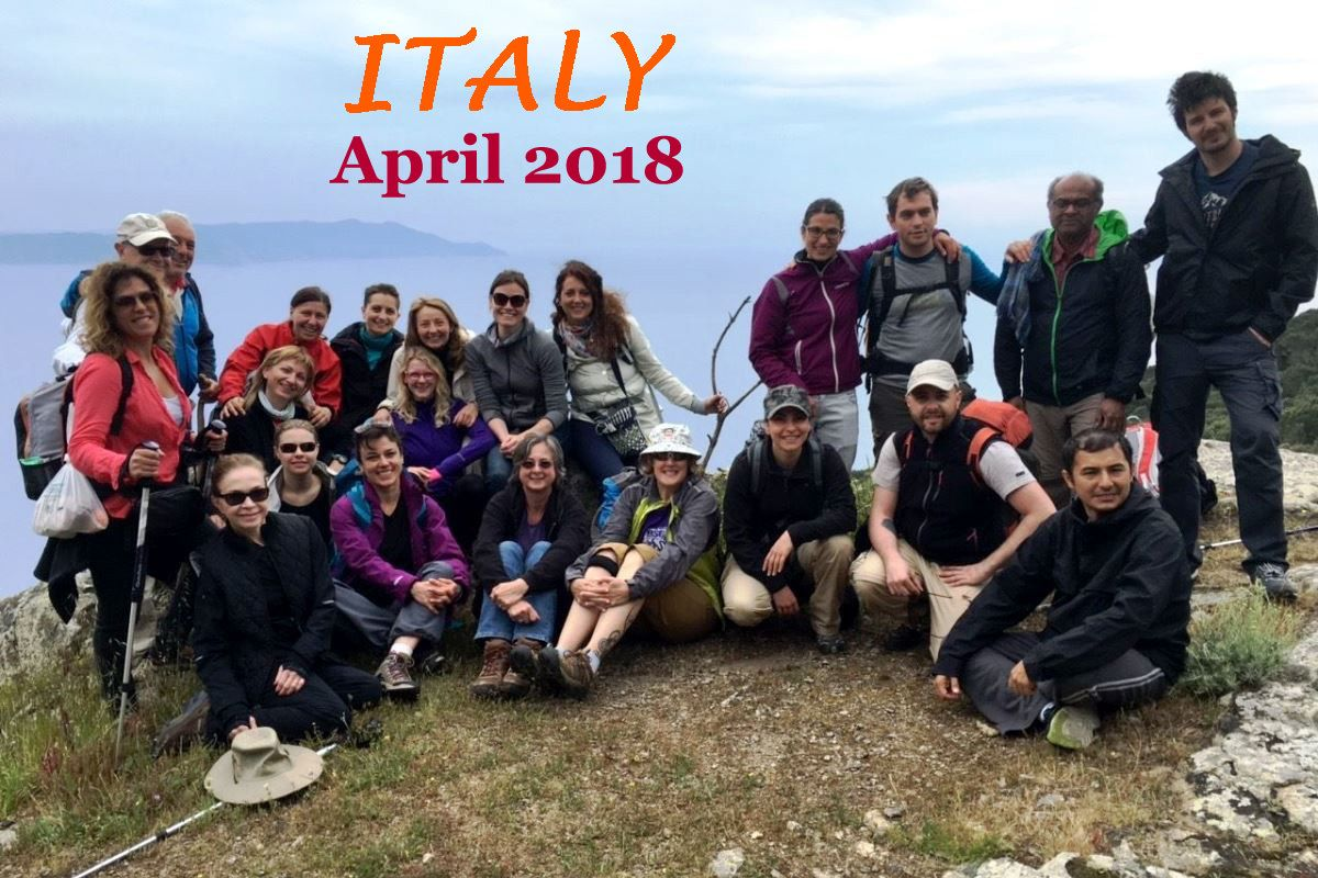 Italy Tour 2018 Group Pic 1