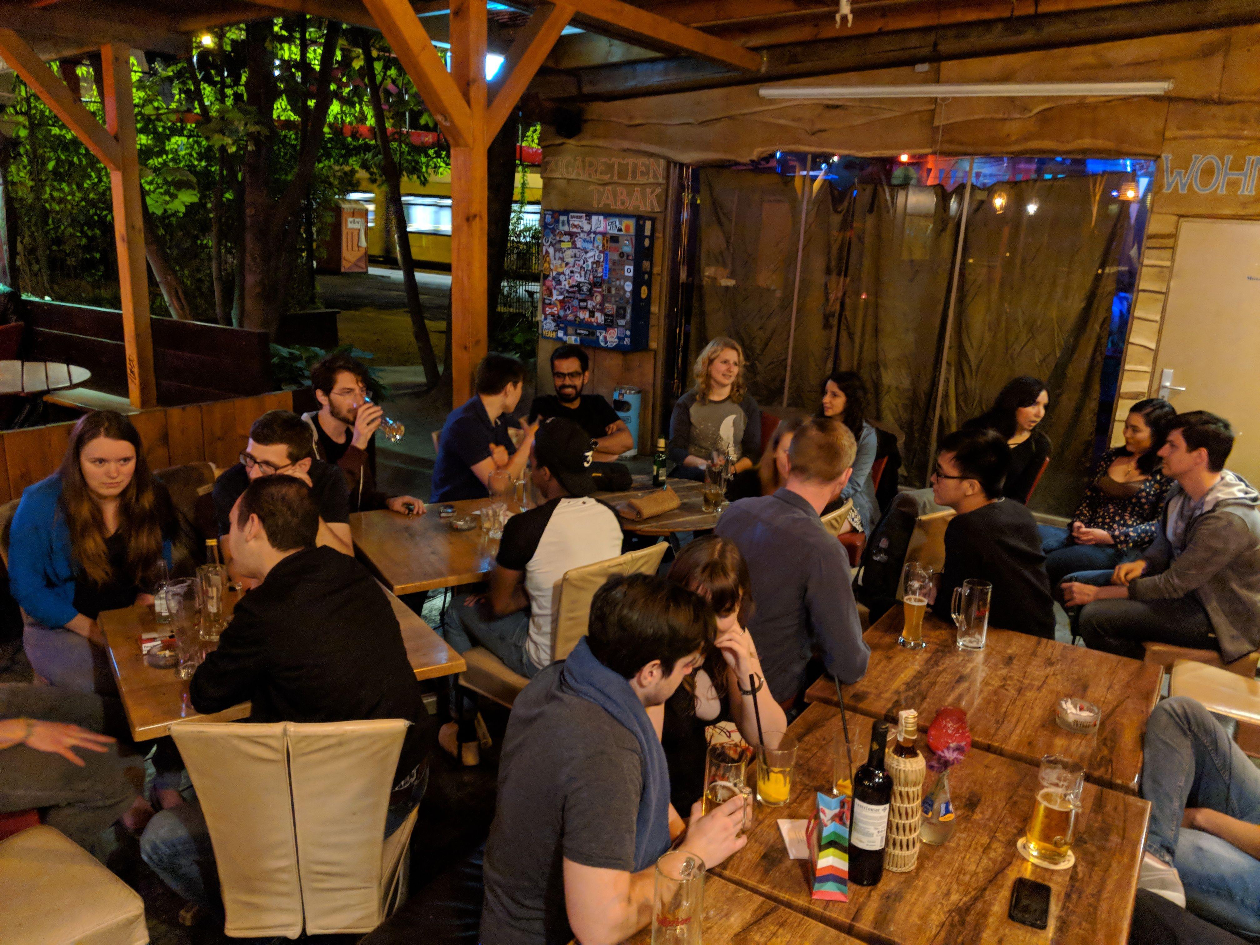 Berlin Evening Socials