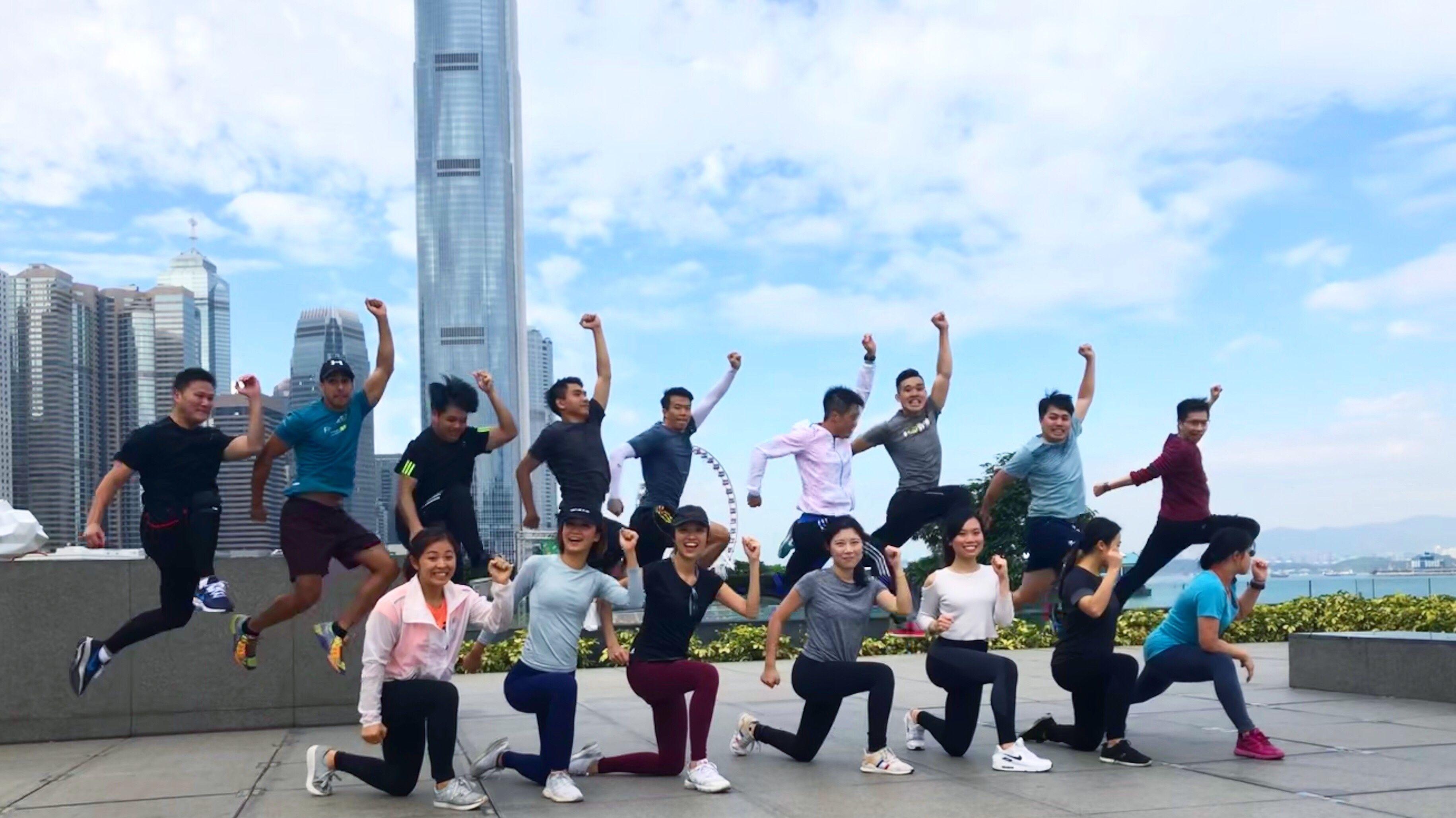 COMFIT CLUB HK Workout Community