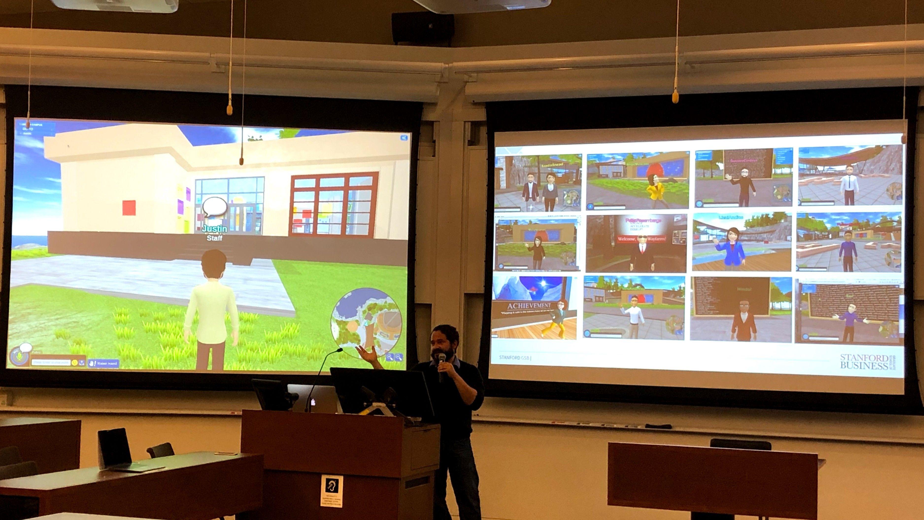 Technology Innovation Showcase by Stanford Graduate School