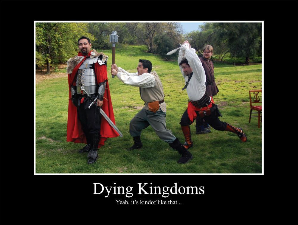 The Dying Kingdoms LARP