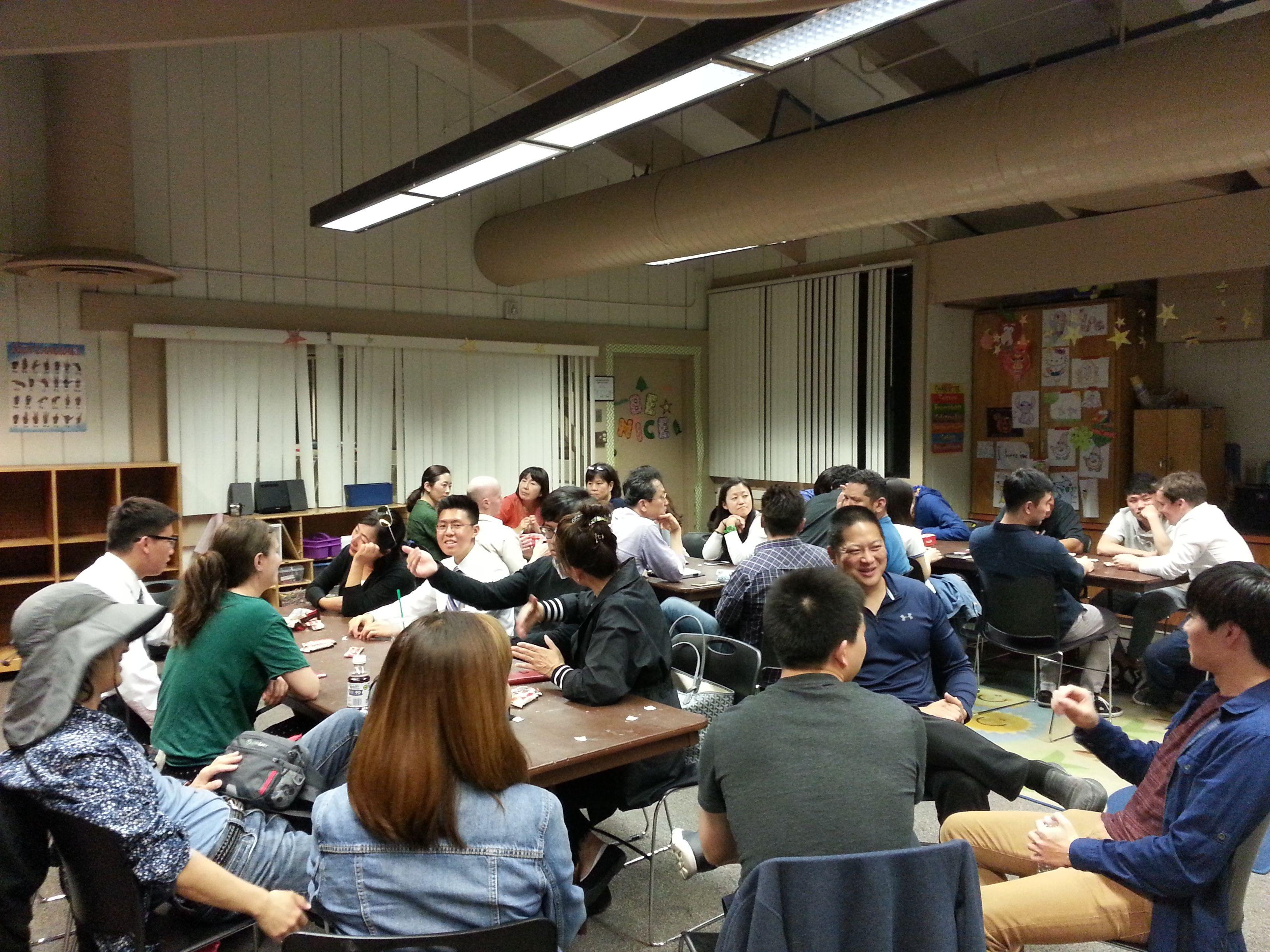 Korean Language & Cultural Exchange of Orange County