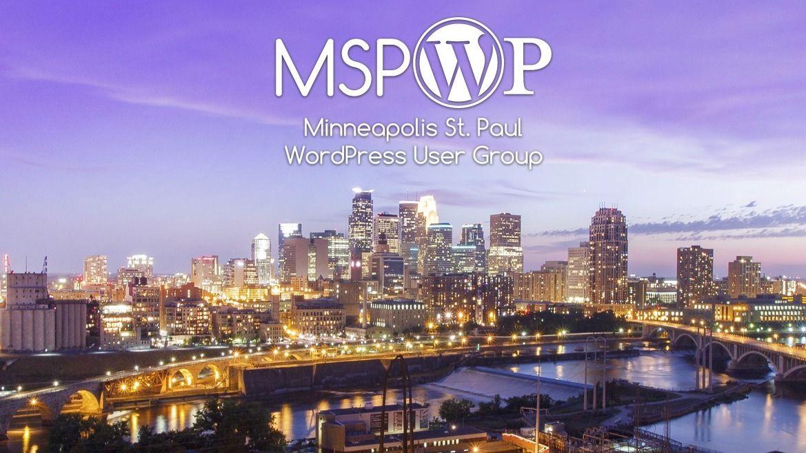 Minneapolis - St. Paul WordPress User Group