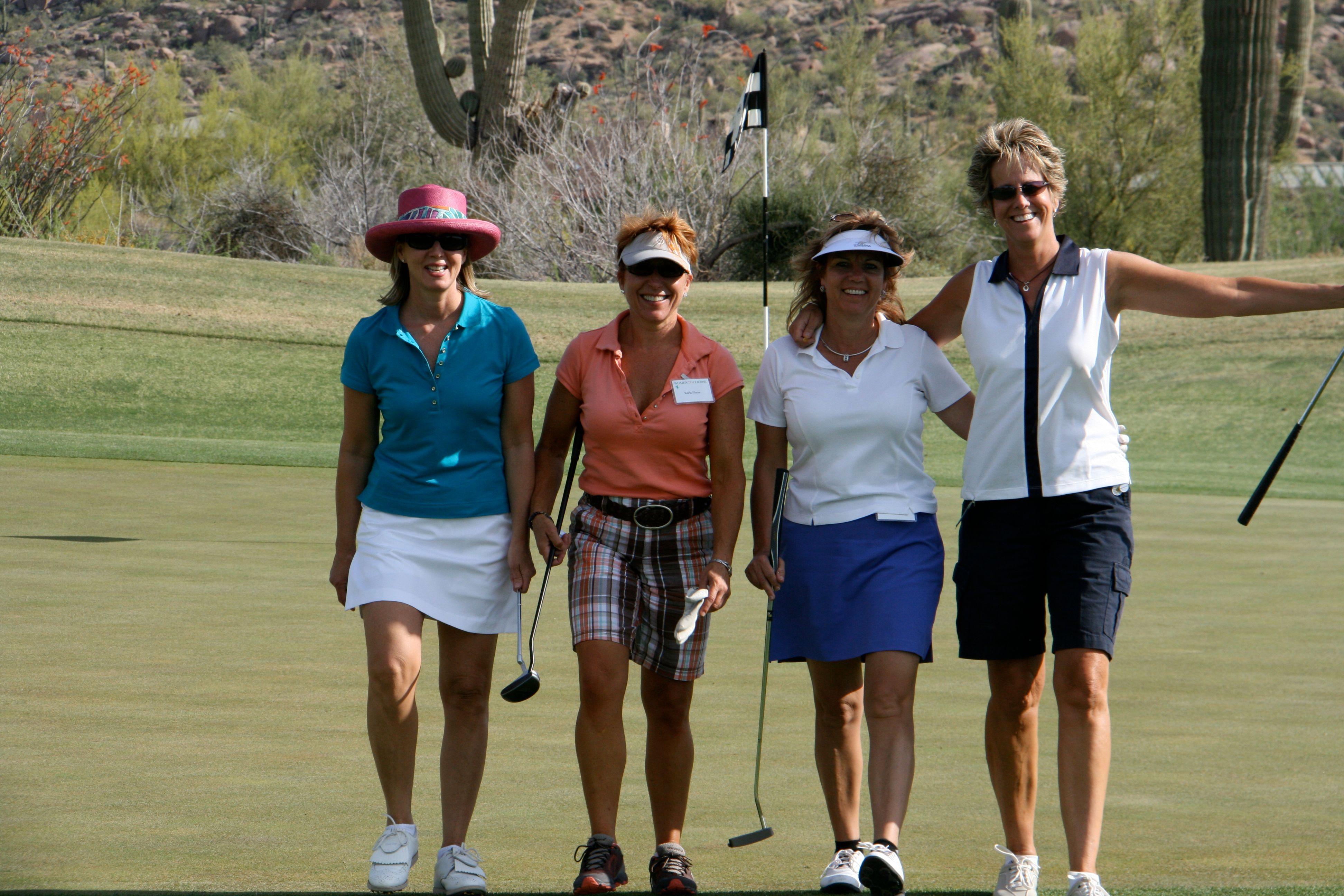 Women on Course Golf - Orange County