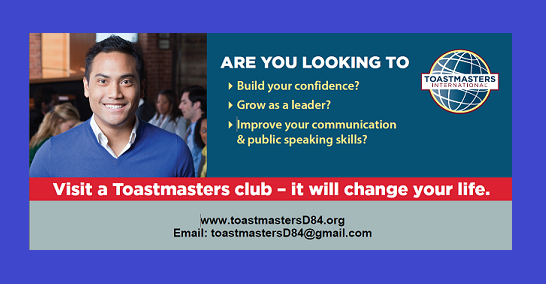 Toastmasters Division A