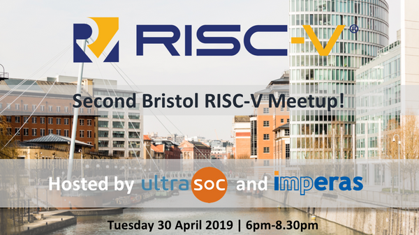 Join us for the second Bristol RISC-V Meetup! | Meetup