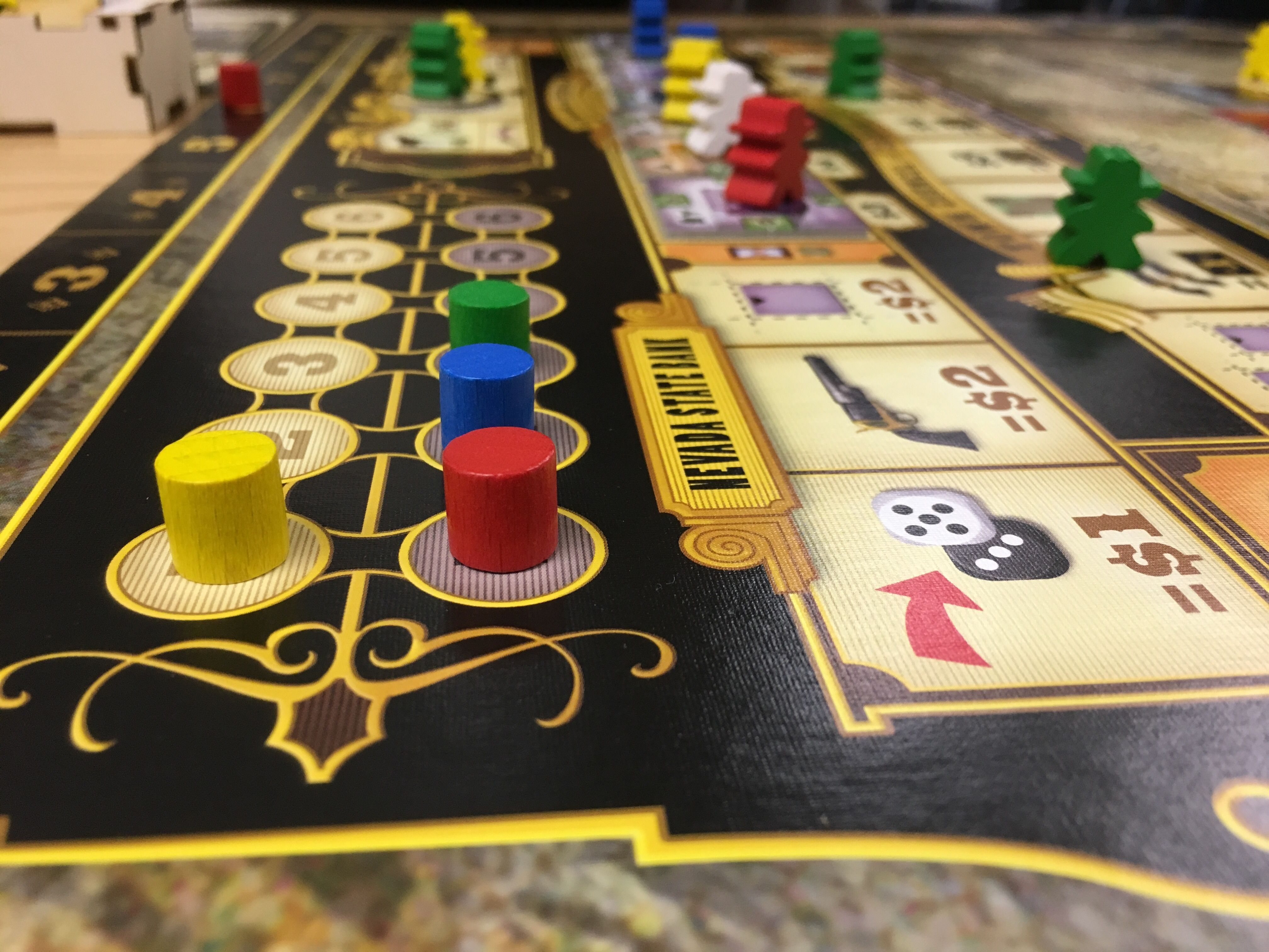 Gamers on Board!   [International Boardgamers]