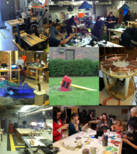 Hammerspace Community Workshop and Makerspace