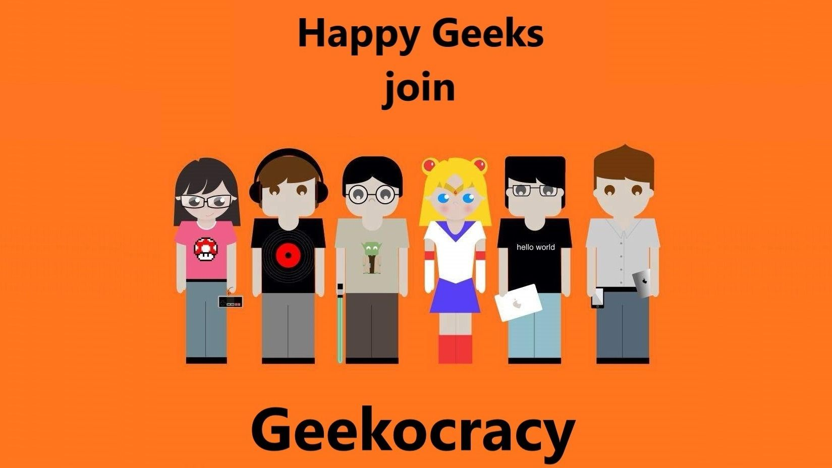 Geekocracy!