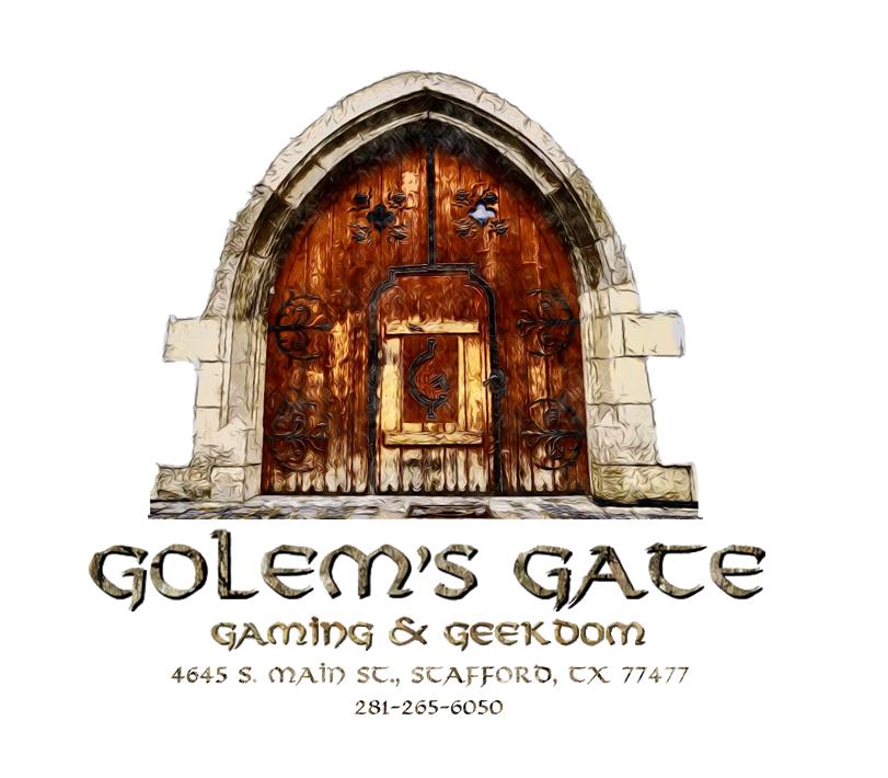 Golem's Gate - Gaming & Geekdom