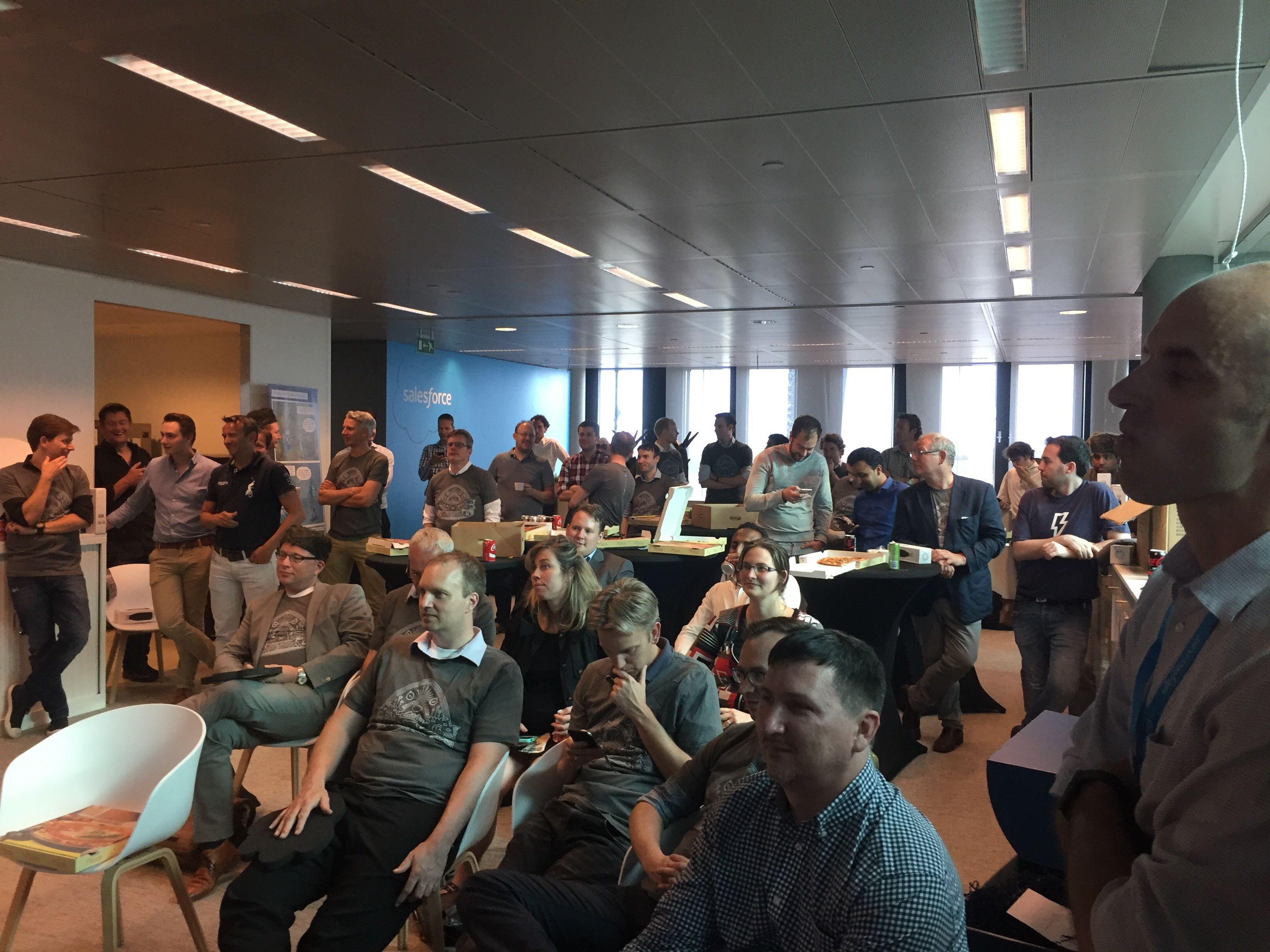 NL Salesforce Developer Group: we've moved!