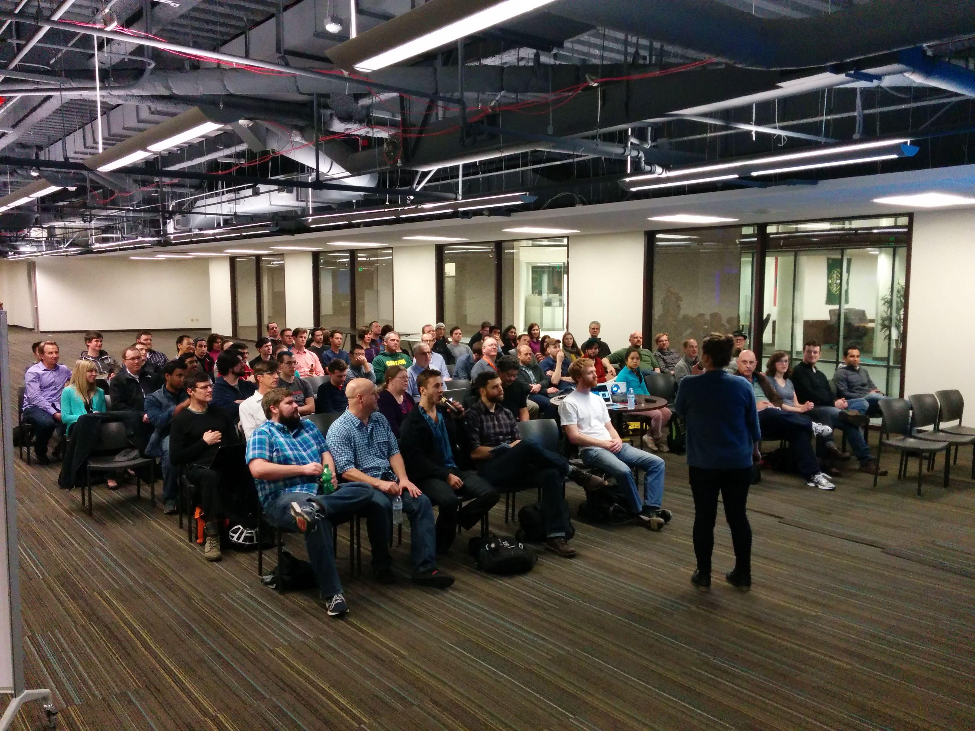 Portland Big Data User Group