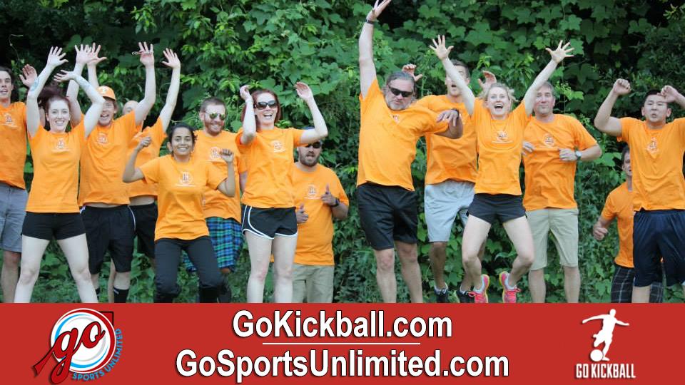 GO Kickball Atlanta & GO Sports Unlimited