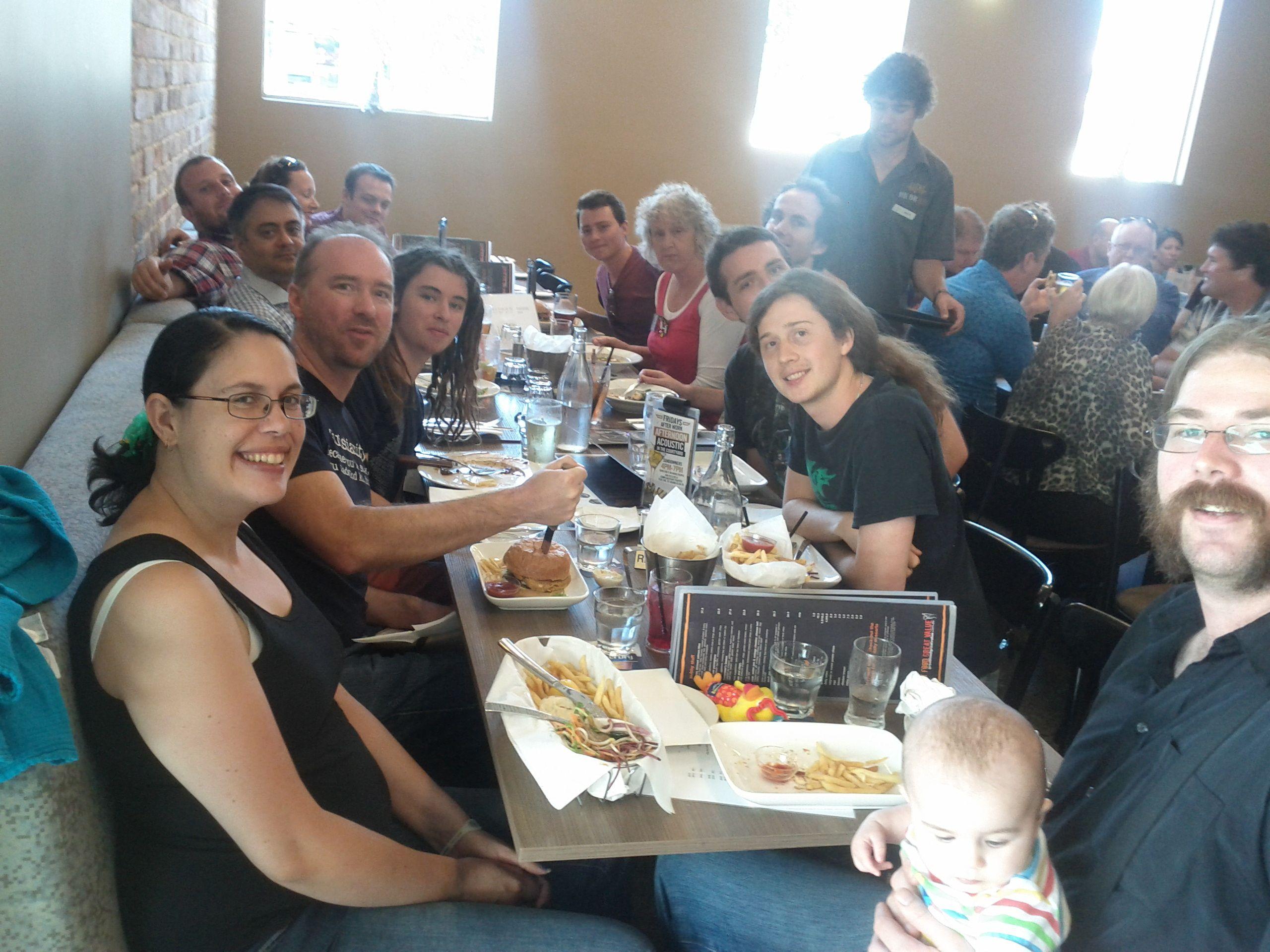 Perth Atheists Meetup