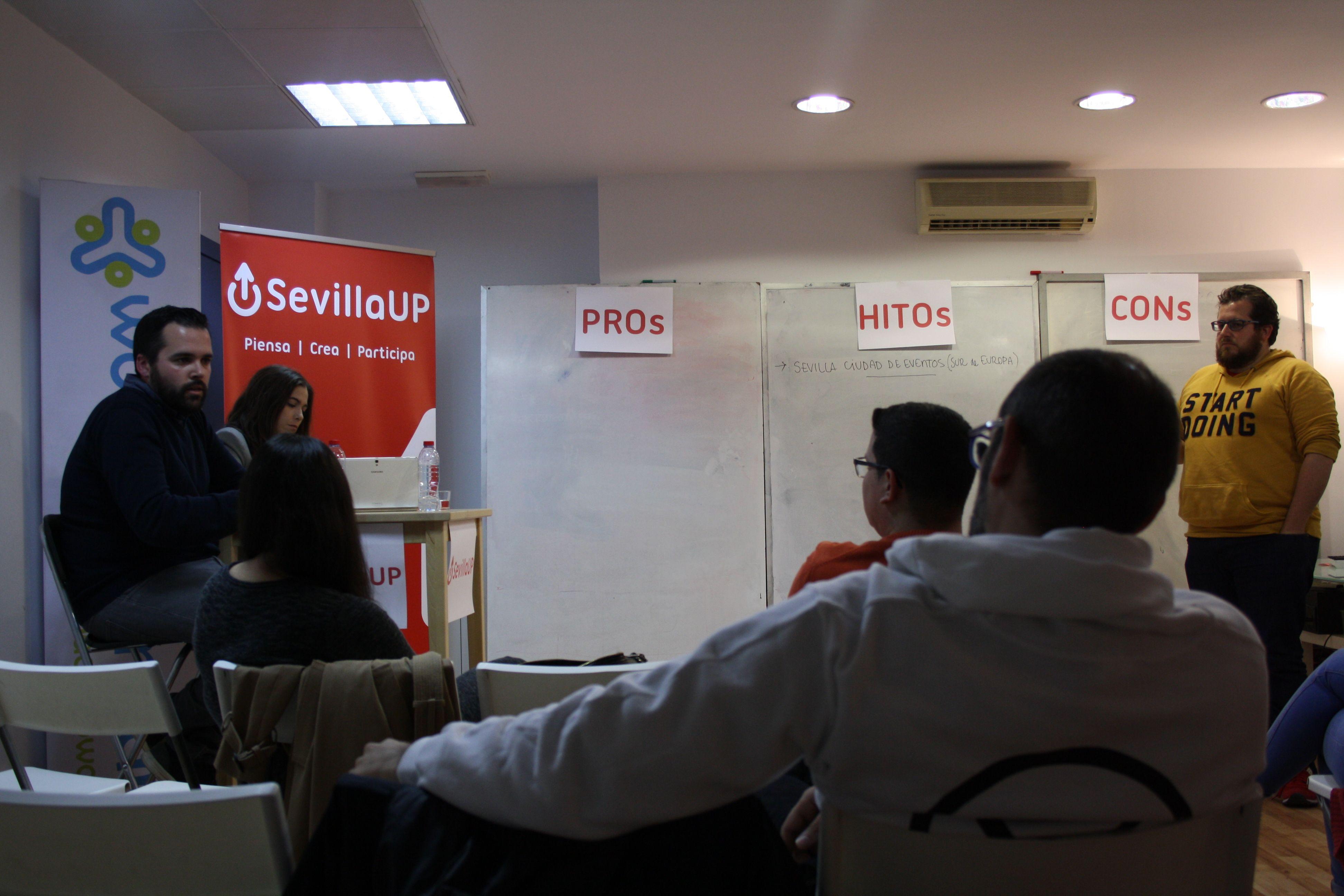 Asociación SevillaUP