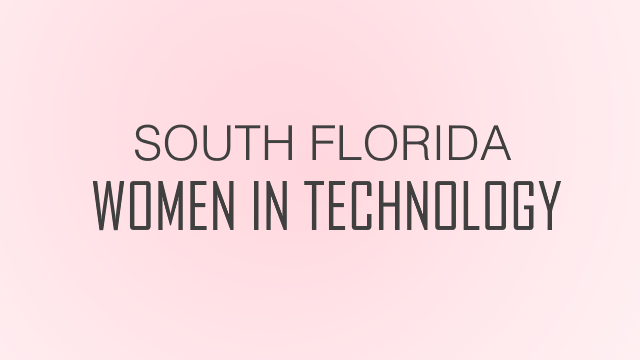 SFWiT - South Florida Women in Technology