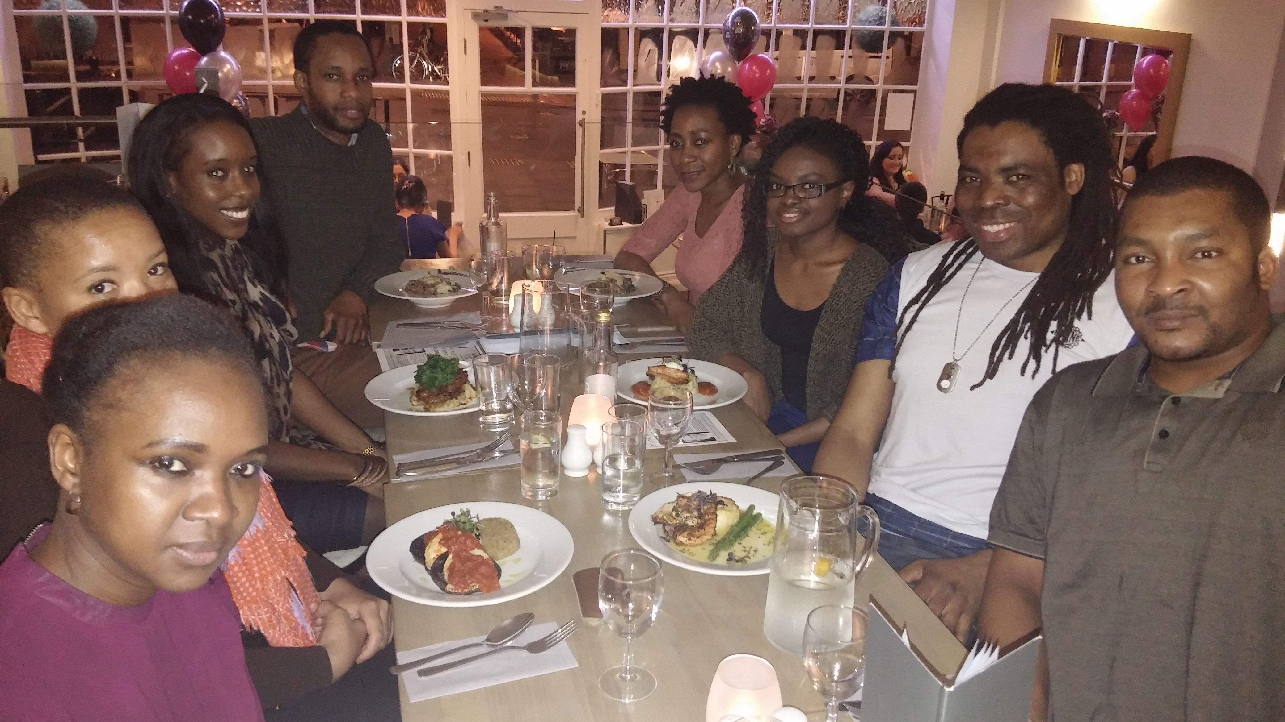 Afro caribbean dating uk