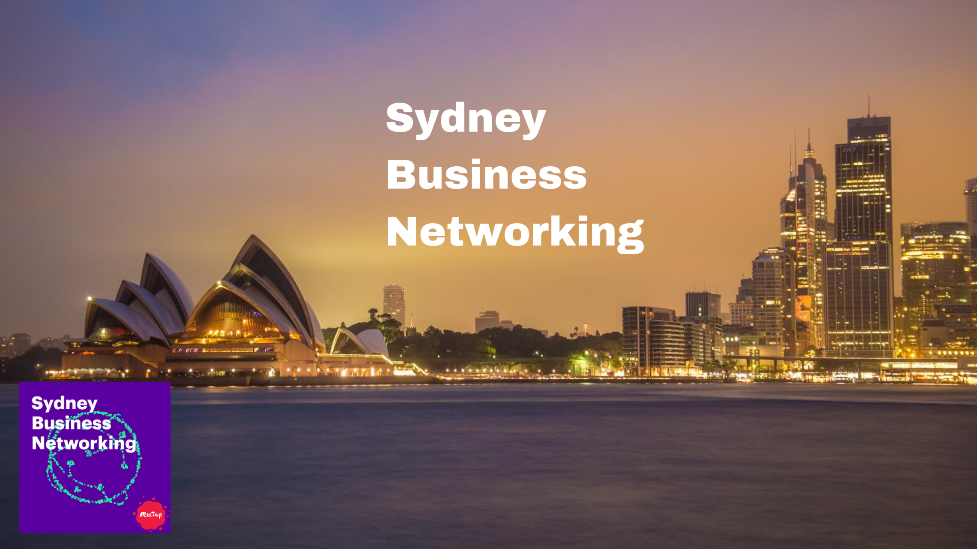Sydney Business Networking
