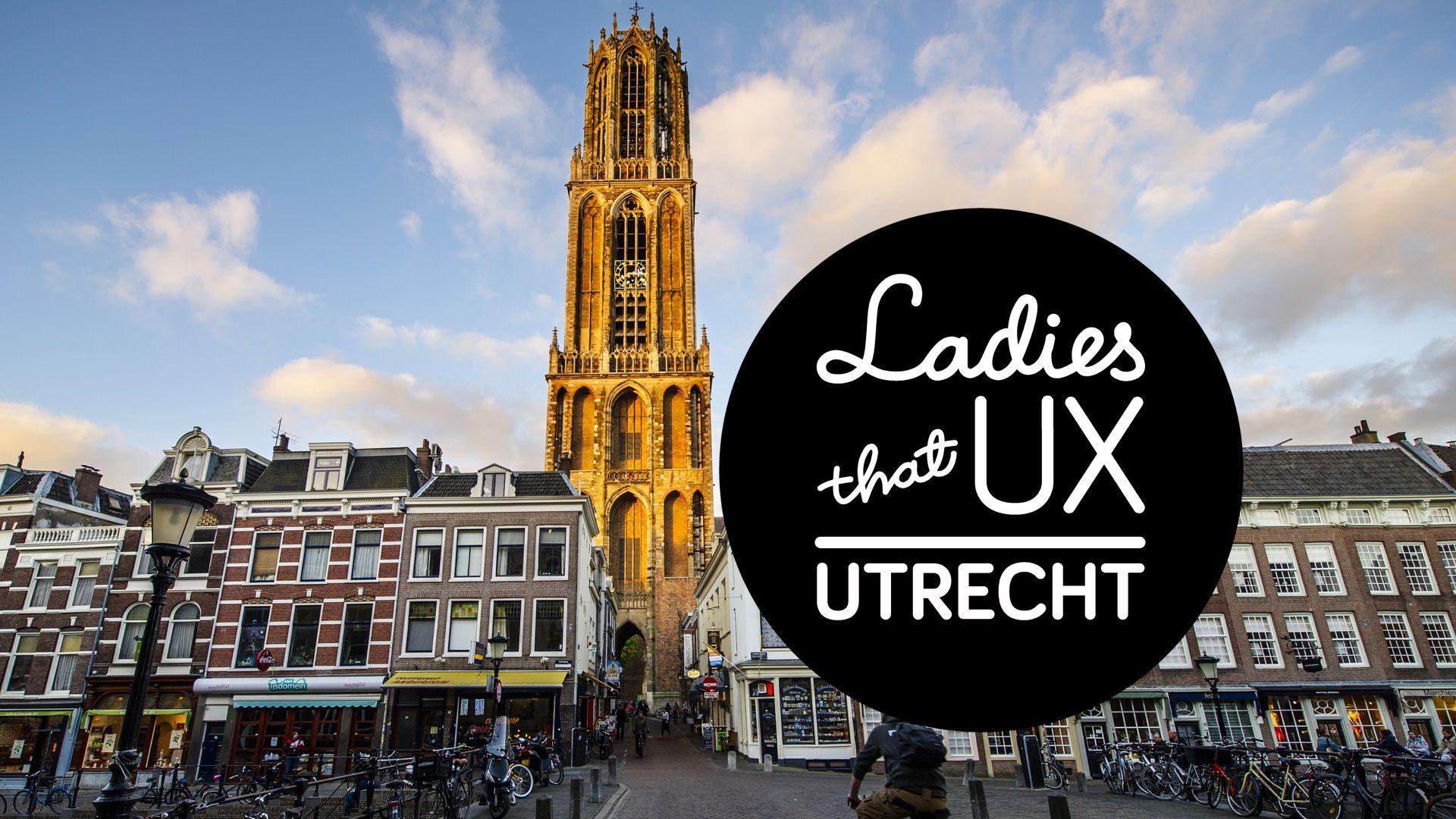 Ladies that UX Utrecht