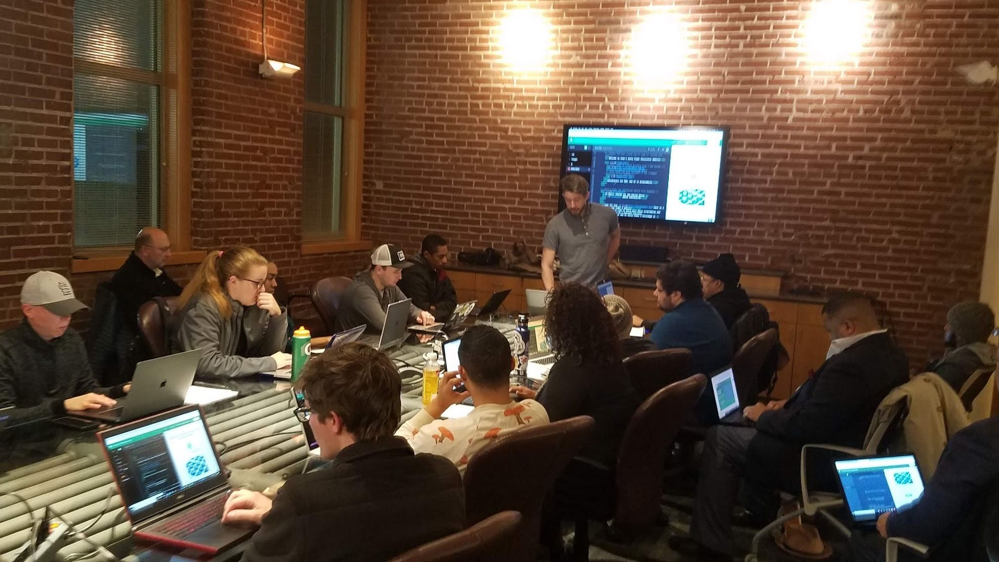 Kansas City Savvy Coders Meetup