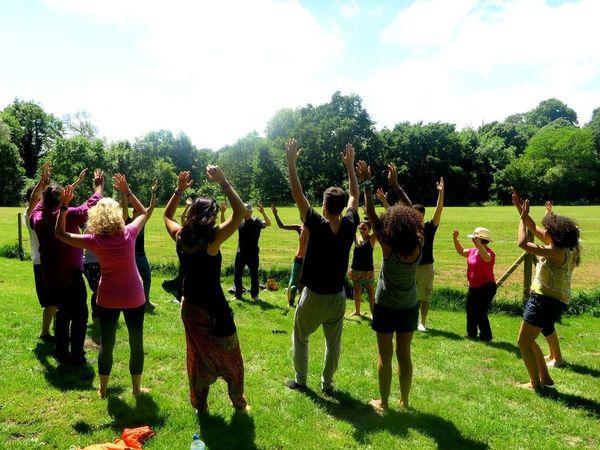 Ecstatic Dance, Energy Share Exercises, Deep ASM Meditation - £8.88 @ Hampstead underground station, London | London | GB