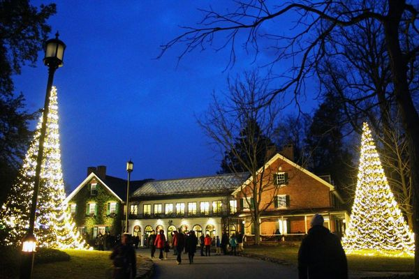 Longwood Gardens Christmas League of Extraordinary Individuals