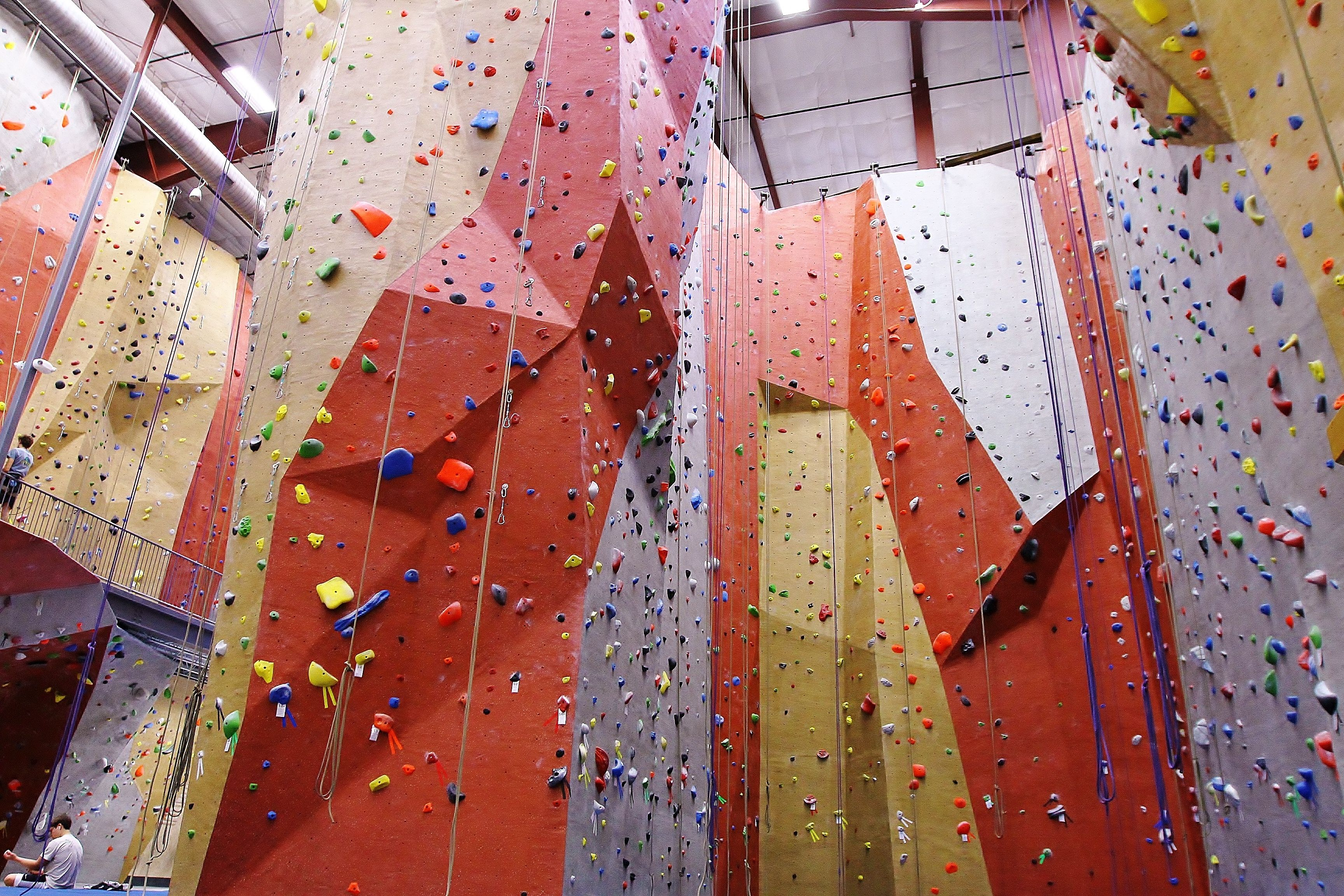 Triangle Rock Club's Climbing Meetup