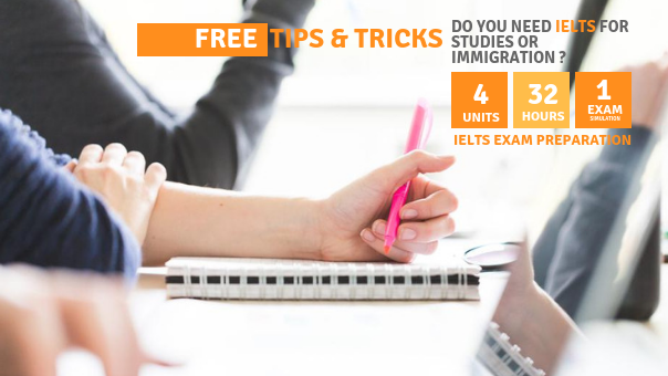 FREE Tips & Tricks for the IELTS Exam | Meetup