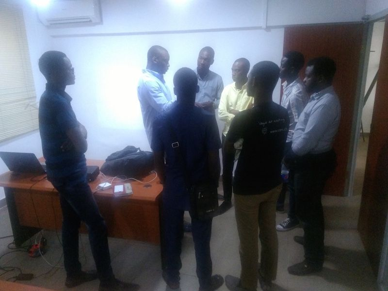 Lagos Ethereum & Bitcoin Crypto Currency Meetup