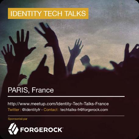 Identity Tech Talks - France
