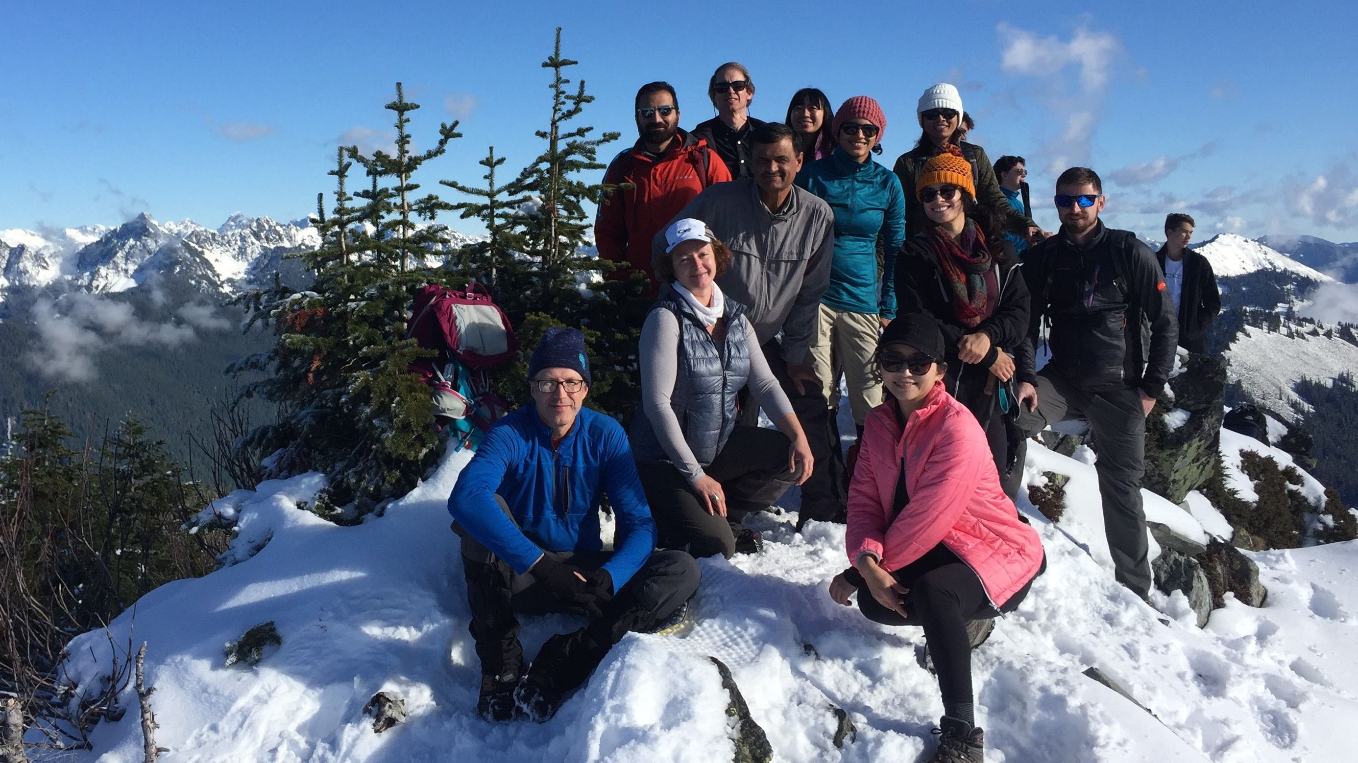 Snohomish County Hiking Group