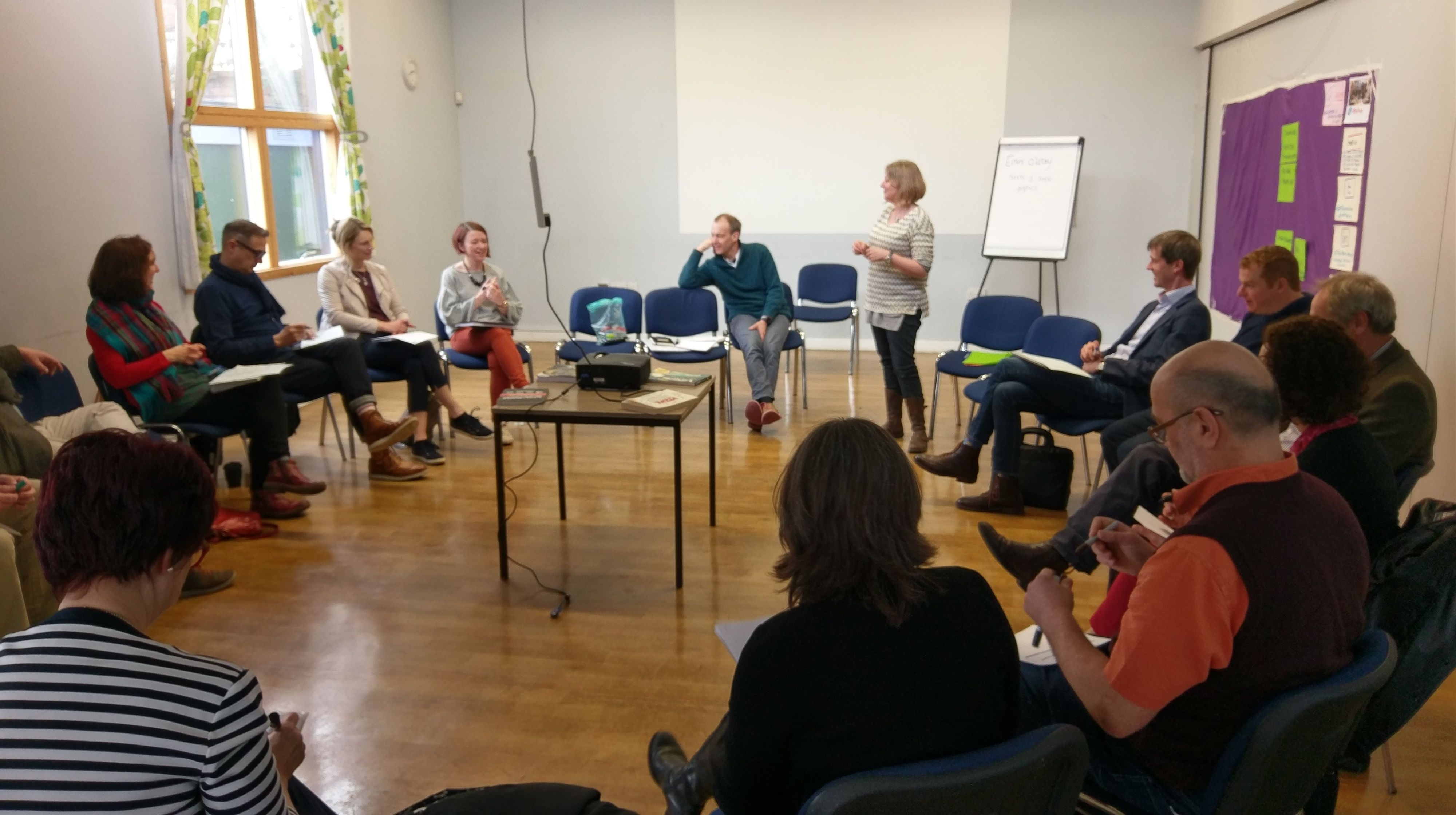 IAF South West England facilitators and friends
