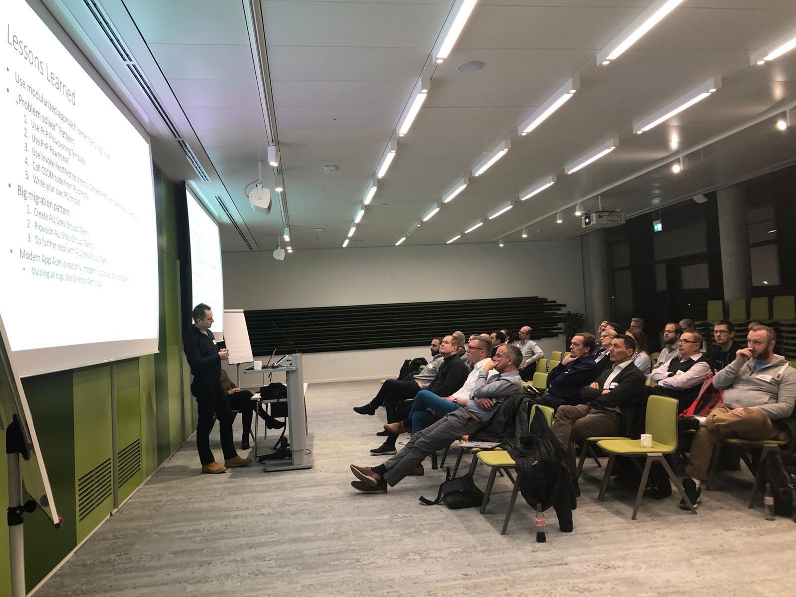 Microsoft Collaboration Meetup München