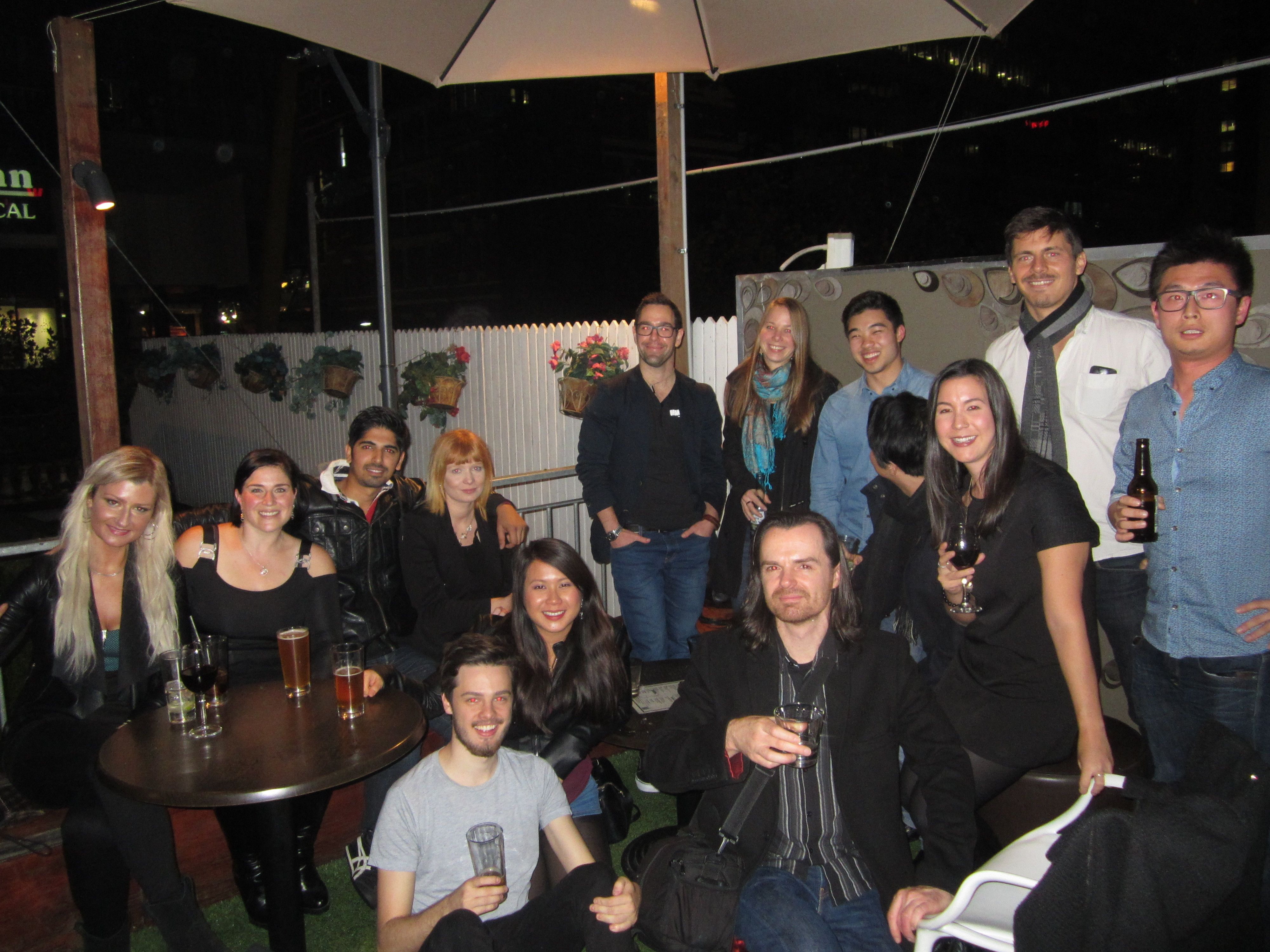 Social Circle Melbourne: Partying, Flirting & Making Friends