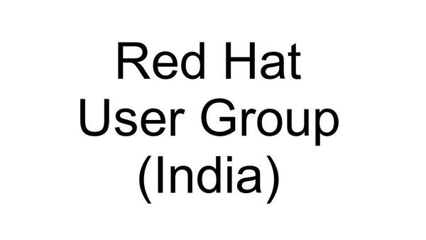Past Events | Red Hat User Group (India) (Pune, India) | Meetup