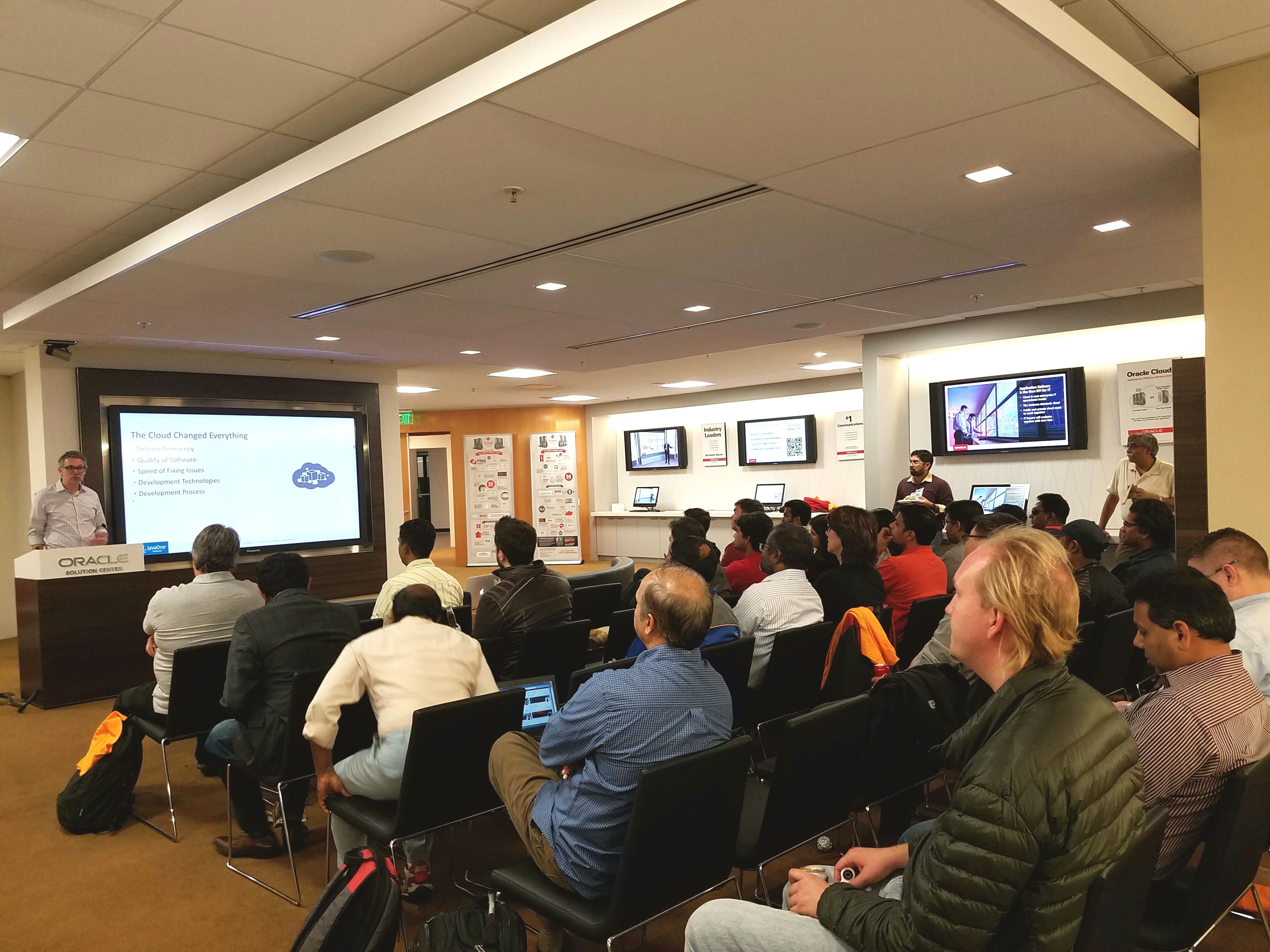 Microservices and Cloud Native Architectures - SF Bay Area