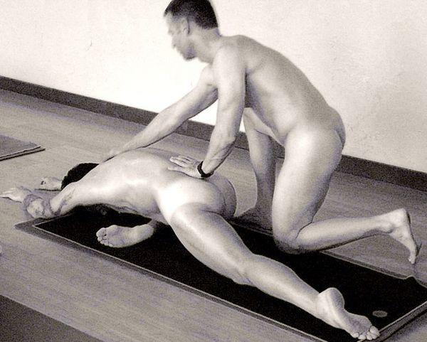 Authoritative point naked yoga men opinion