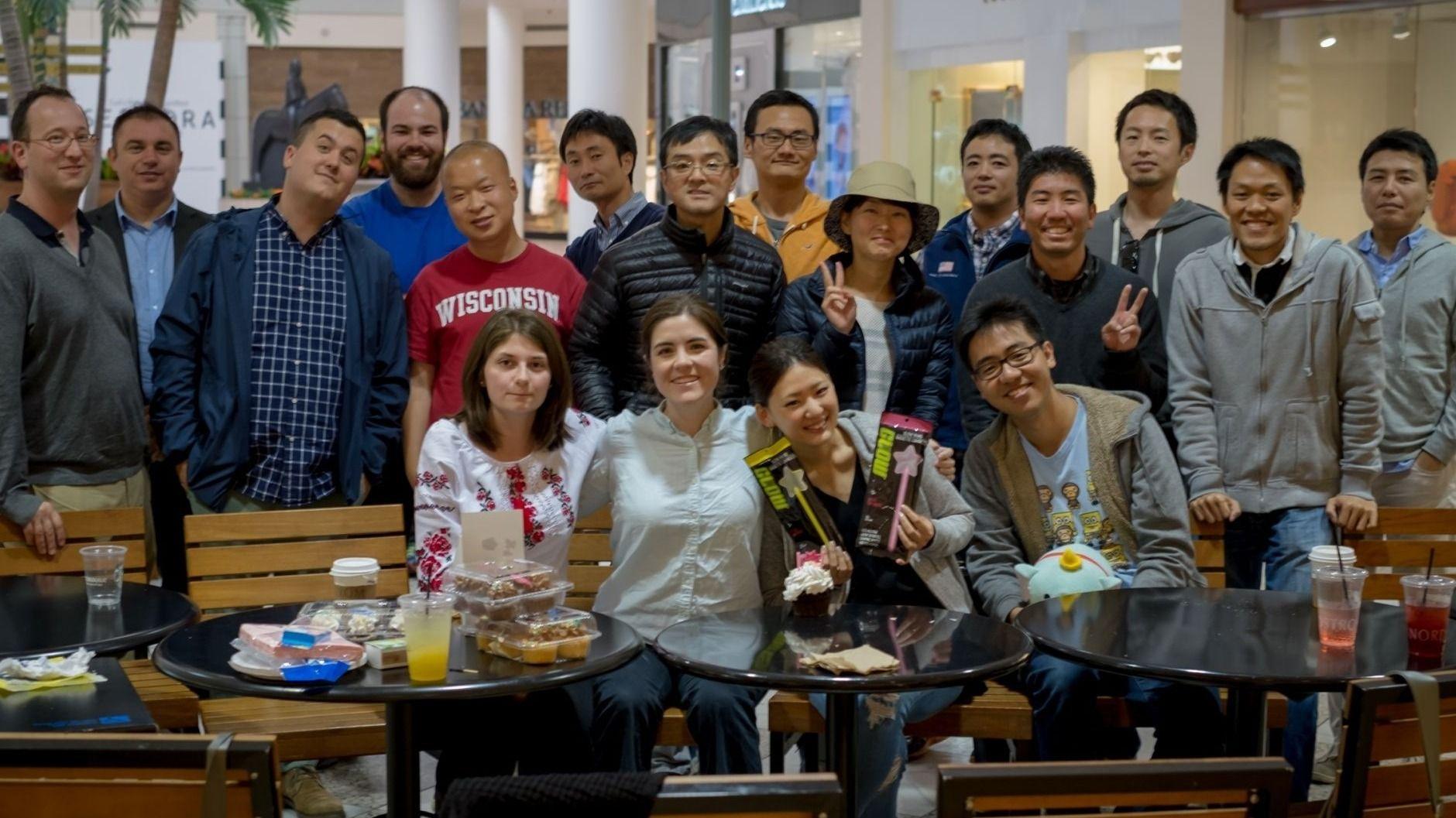 San Mateo Japanese/English Exchange 〜サンマテオ日本語と英語交流会