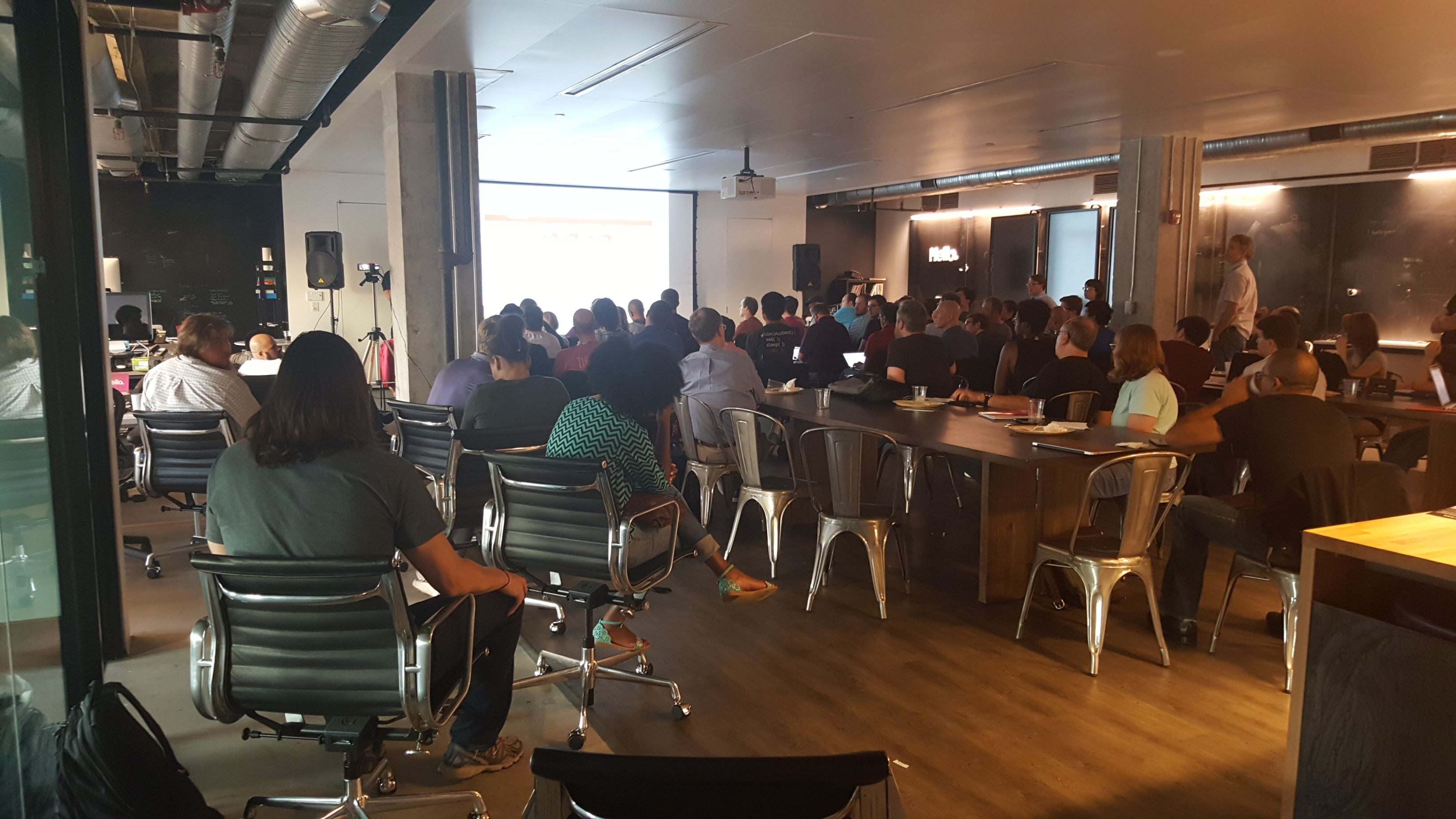 The Atlanta JavaScript Meetup Group