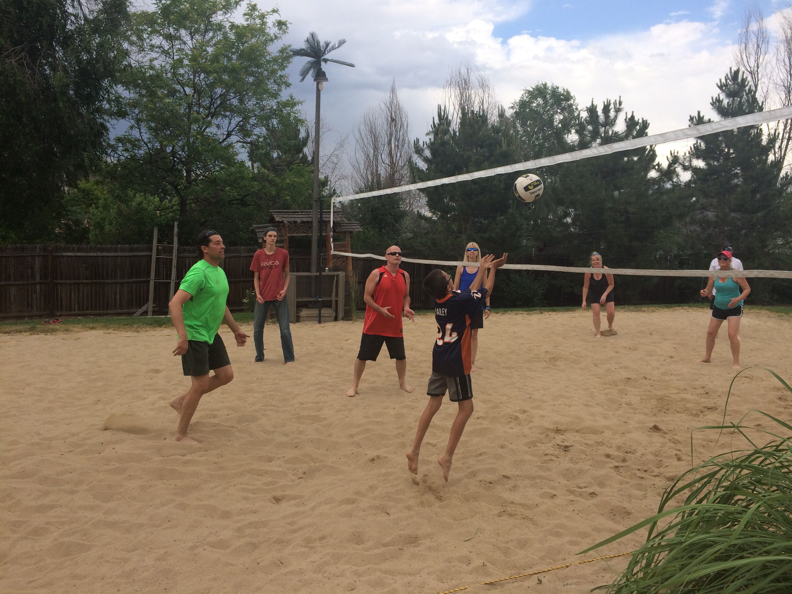 40  Something Beach Volleyball