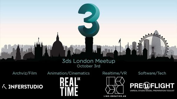 3DS Max London User Group | Meetup