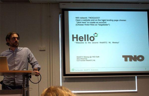 WebRTC Meetup Netherlands (Amsterdam, Netherlands) | Meetup