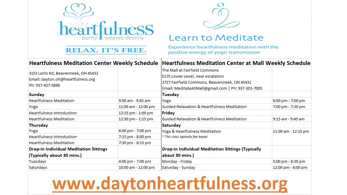 Natural Path Meditation of Dayton