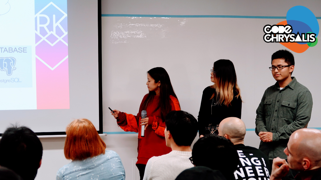 Code Chrysalis - Developer Workshops & Events for Tokyo