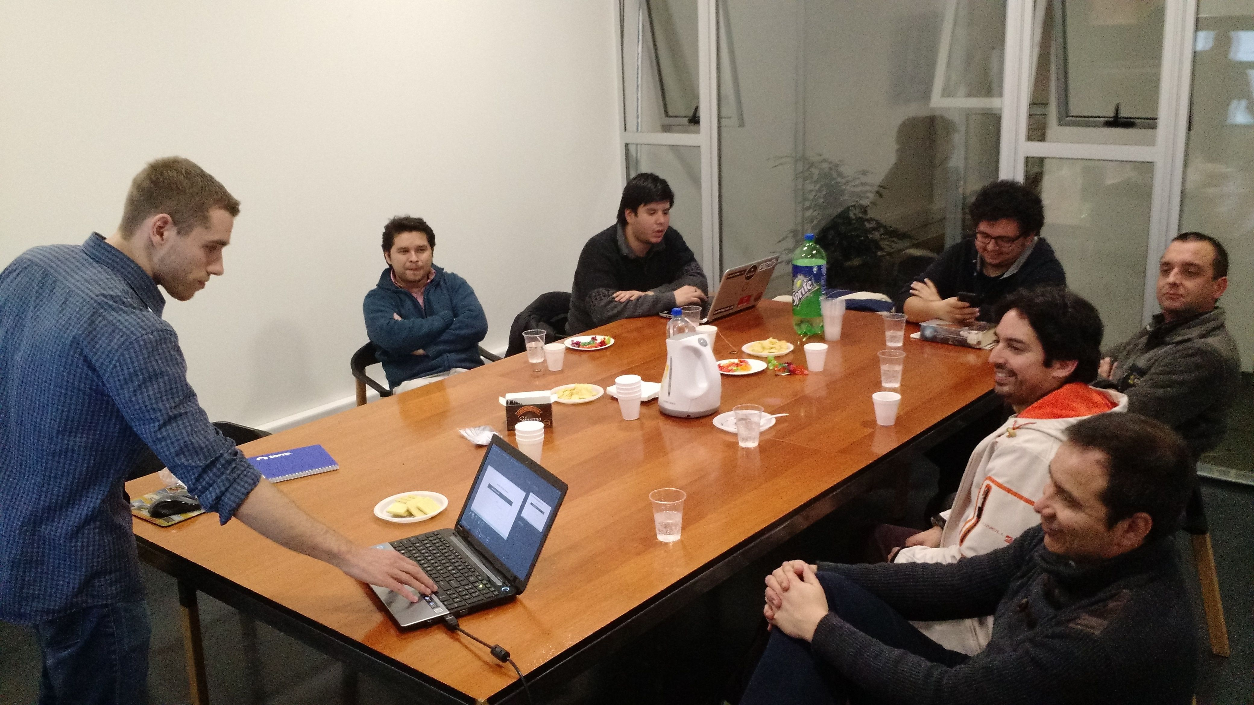 Santiago WordPress Meetup